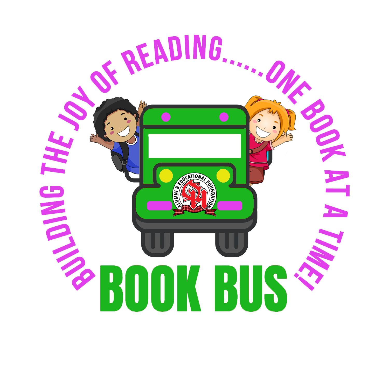 Book Bus logo